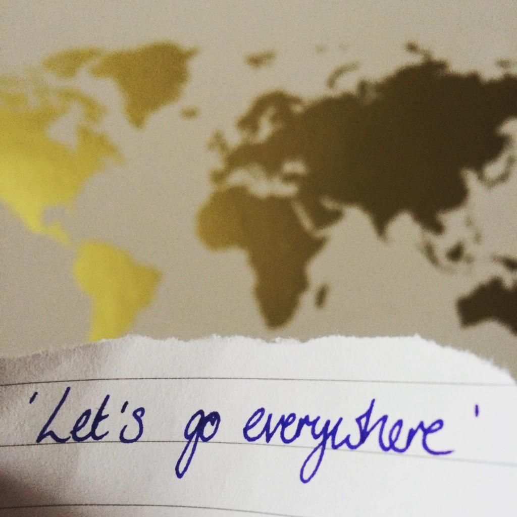 Wanderlust Travel Quote