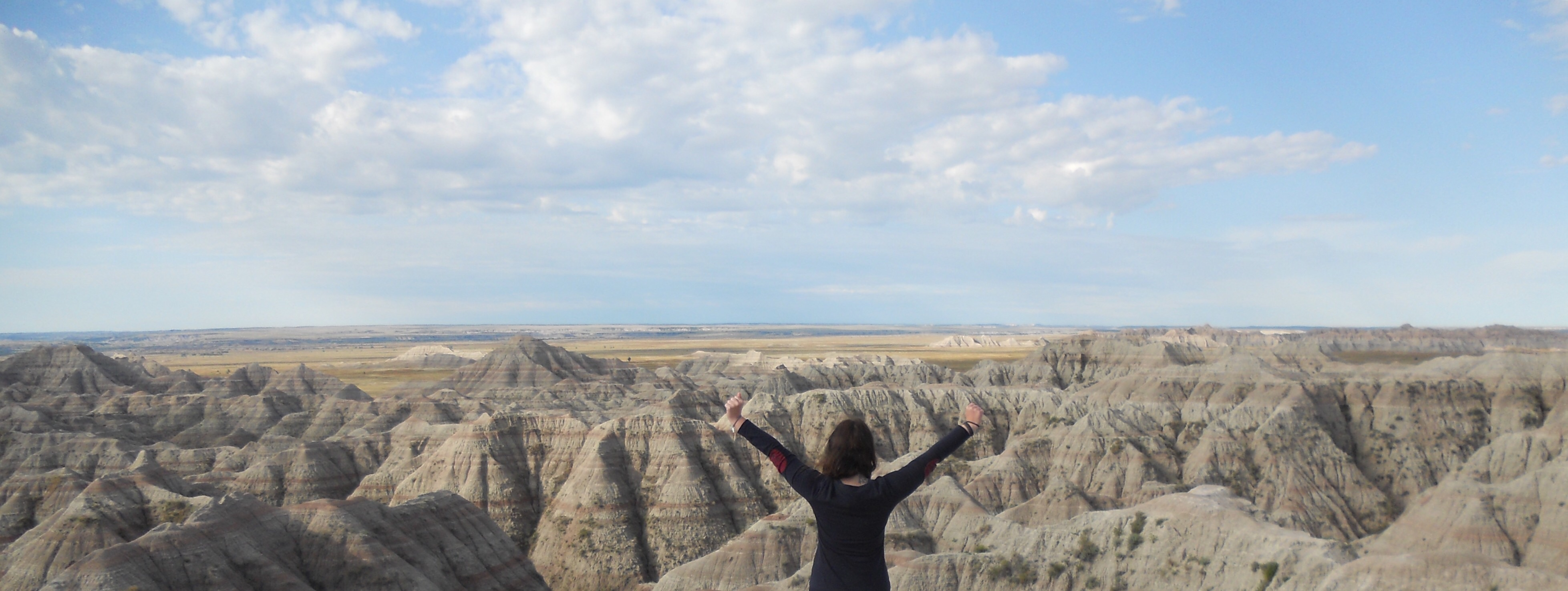 American Road Trip - Badlands