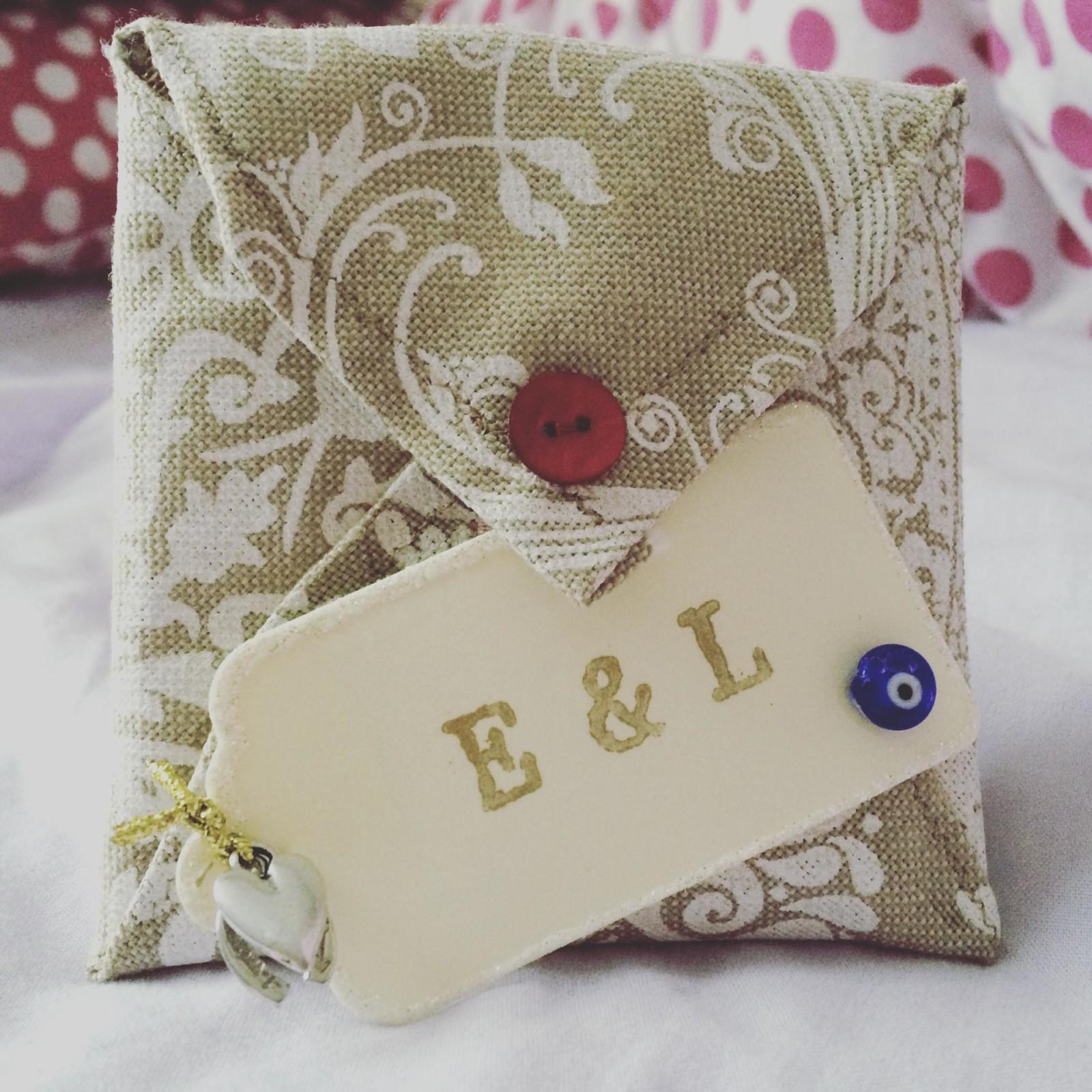 DIY Handmade Wedding Favours