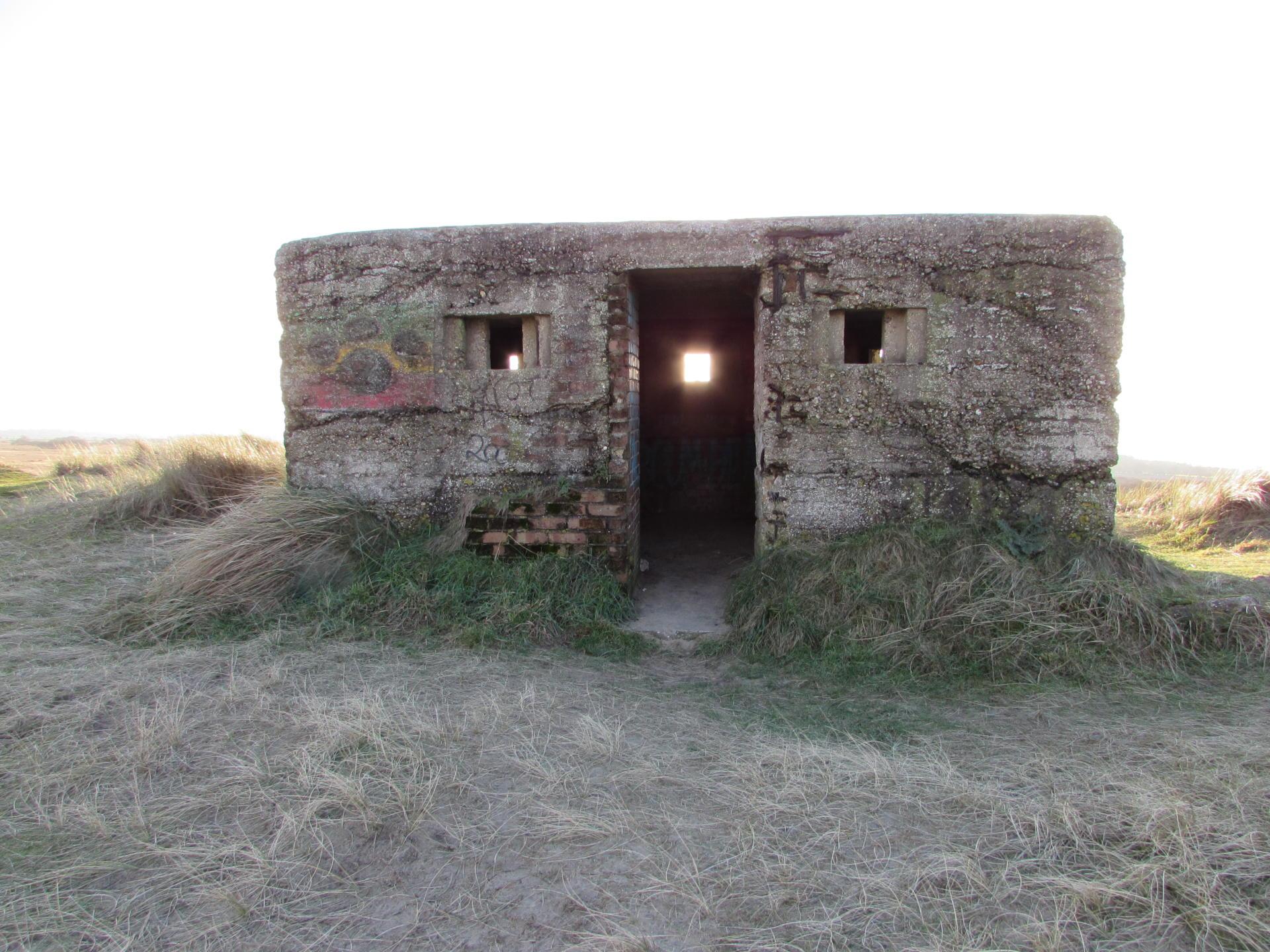 Seal Watching in North Norfolk - Yesihaveablog | WW2 Pillbox Horsey Gap | Norfolk - Life in a Fine City | Winterlust