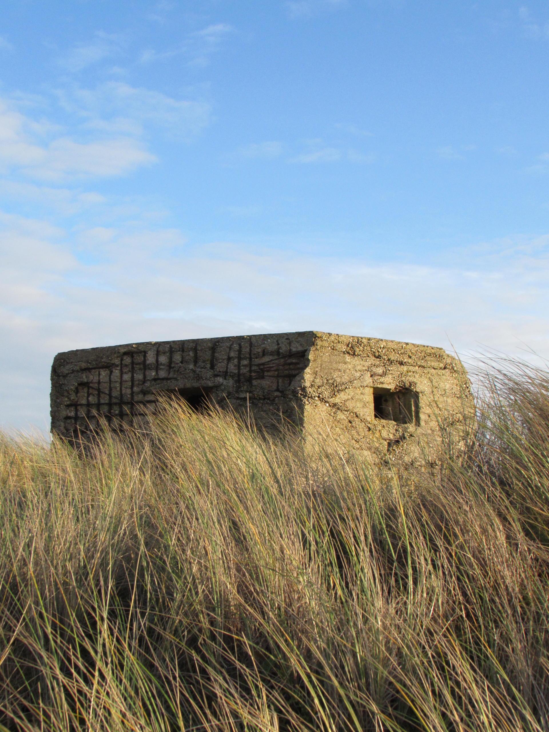 Seal Watching in North Norfolk - Yesihaveablog   World War II Pillbox Horsey   WW2   Norfolk - Life in a Fine City   Winterlust