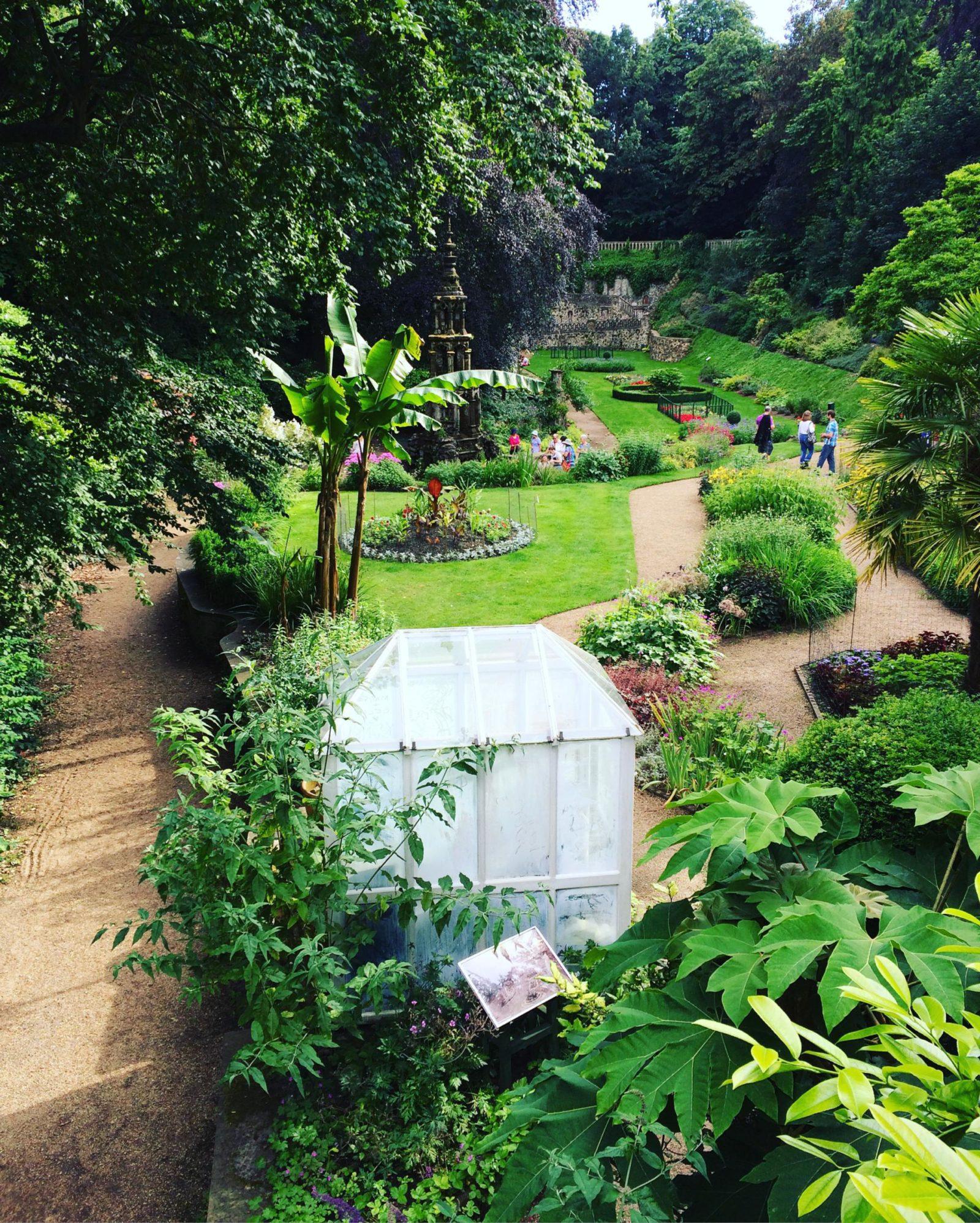 Plantation Gardens Norwich Save Victorian
