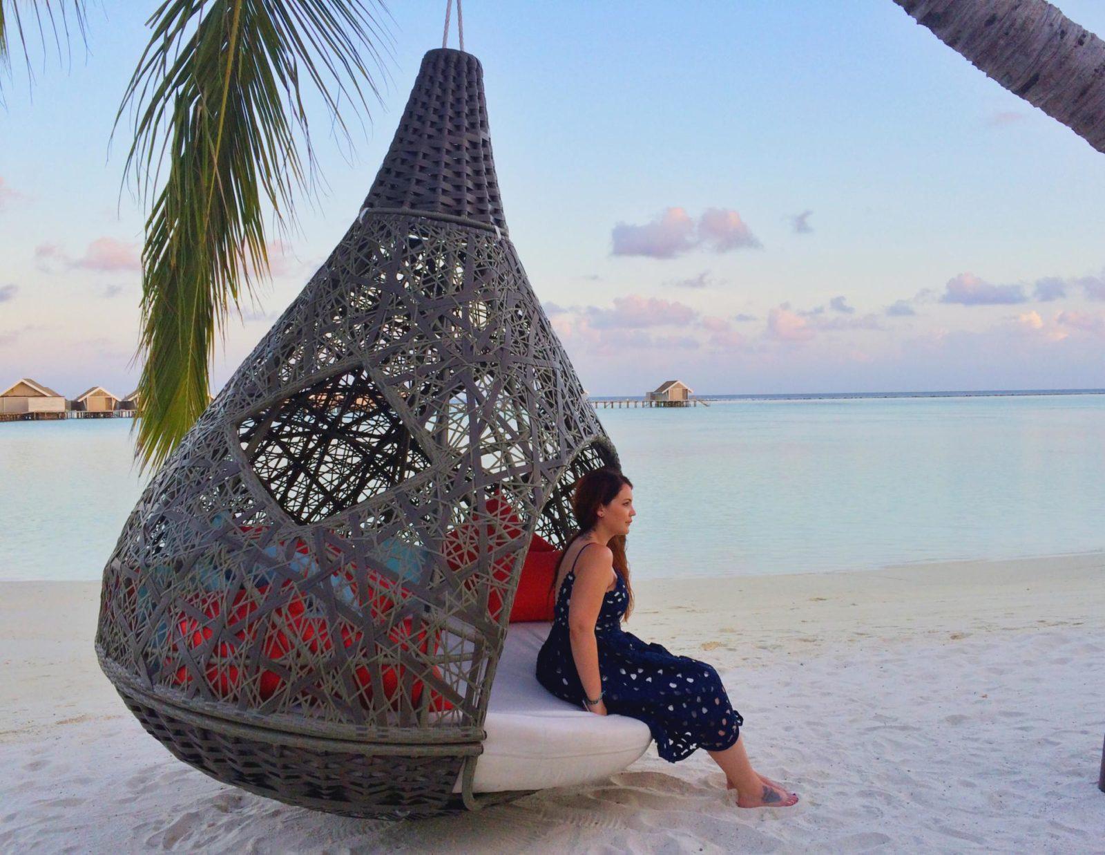 Luxury lux paradise island maldives
