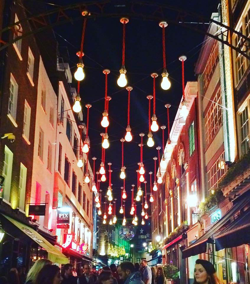 Yesihaveablog | Christmas in Europe | Carnaby Street London | Visit England | Winterlust