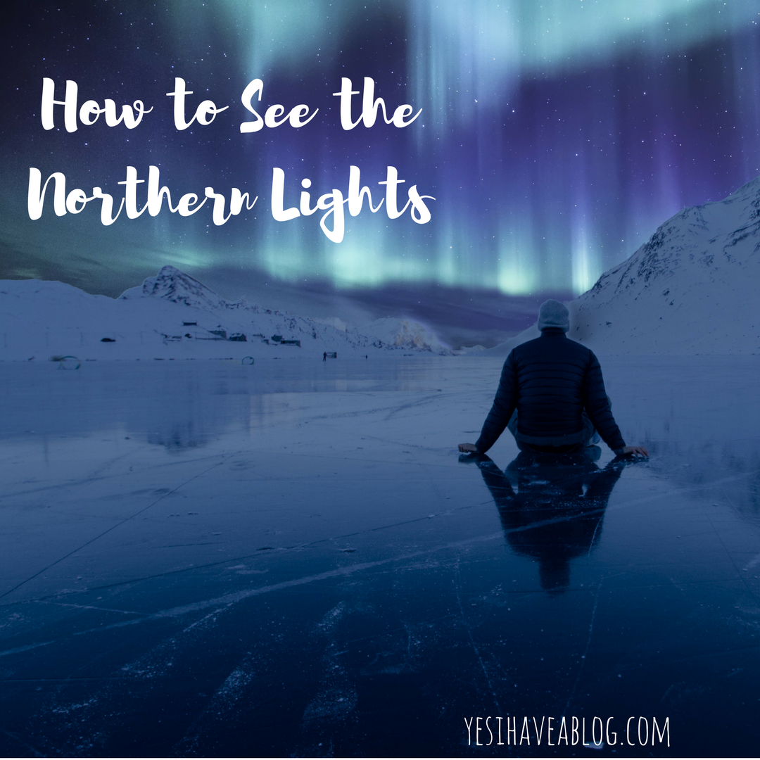 How to See the Northern Lights | Expectations Vs Reality